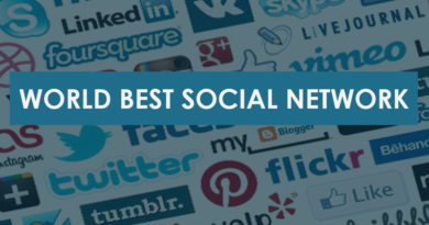 list of World best social networks in 2017